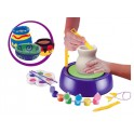 خرید چرخ سفالگری کودکان Pottery Wheel