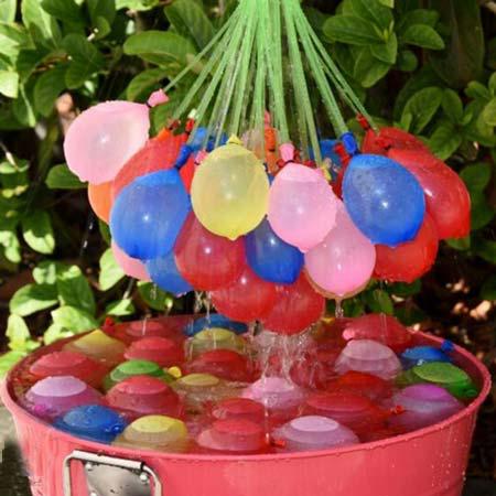 بادکنک آبی بونانزا Balloon bonanza