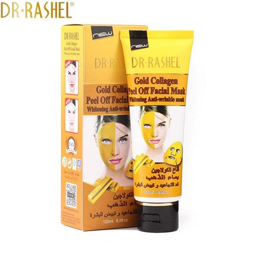 ماسک طلا کلاژن دکتر راشل