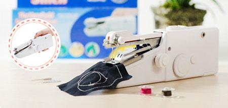 چرخ خیاطی دستی برقی Handy stitch