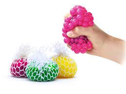 ژل بازی ضد استرس یا ژل استرس بال stress ball